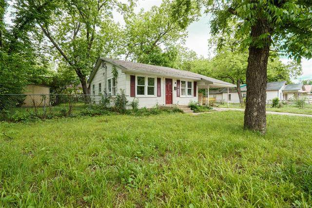 925 A Street NW, Ardmore, OK 73401 (MLS #2116033) :: 580 Realty