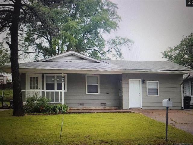 605 SE Greystone Avenue, Bartlesville, OK 74006 (MLS #2116119) :: Active Real Estate