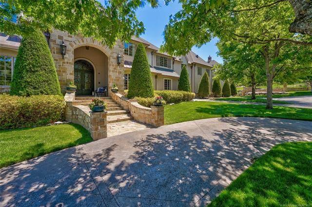 10907 S New Haven Avenue, Tulsa, OK 74137 (MLS #2116152) :: 580 Realty