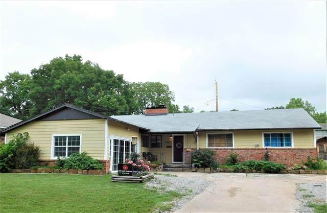 4220 Fleetwood Drive, Bartlesville, OK 74006 (MLS #2116222) :: Active Real Estate