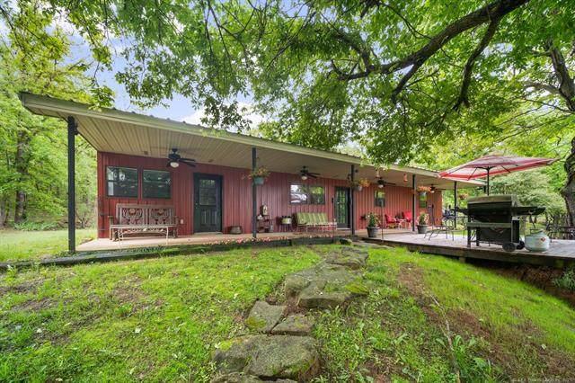 51409 W Hwy 16, Shamrock, OK 74068 (MLS #2116247) :: Active Real Estate