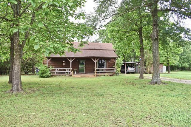 888 4190 Road N, Hugo, OK 74743 (MLS #2116249) :: House Properties
