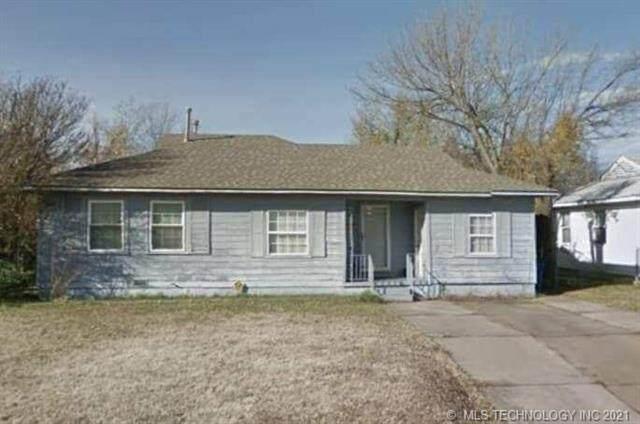 2226 N Marion Avenue, Tulsa, OK 74115 (MLS #2116302) :: 580 Realty