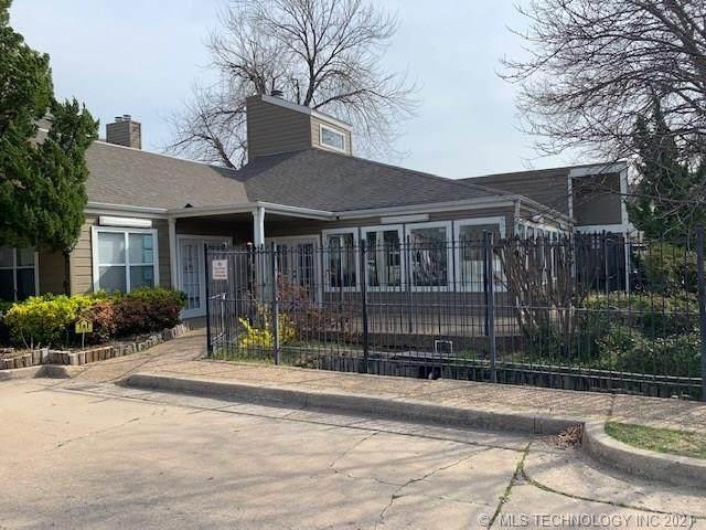 6639 S Victor Avenue G212, Tulsa, OK 74136 (MLS #2116313) :: Active Real Estate