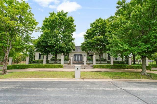 9343 S Gary Avenue, Tulsa, OK 74137 (MLS #2116314) :: 918HomeTeam - KW Realty Preferred