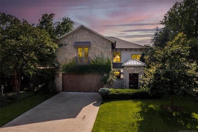 2212 S Saint Louis Avenue, Tulsa, OK 74114 (MLS #2116323) :: Active Real Estate