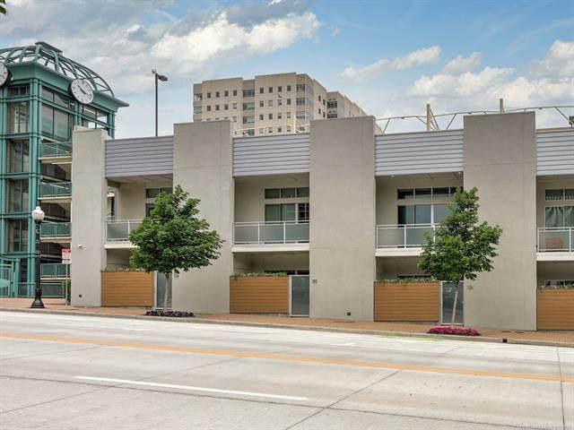 128 S Boulder Avenue #128, Tulsa, OK 74103 (MLS #2116345) :: House Properties