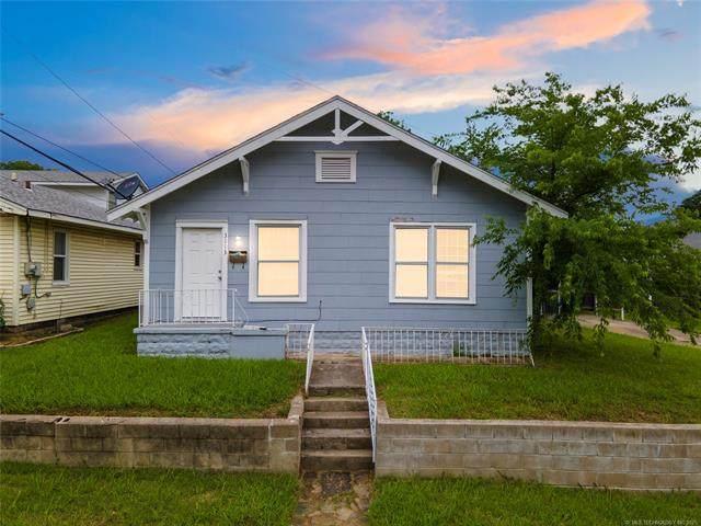3113 E 12th Street, Tulsa, OK 74104 (MLS #2116366) :: Owasso Homes and Lifestyle