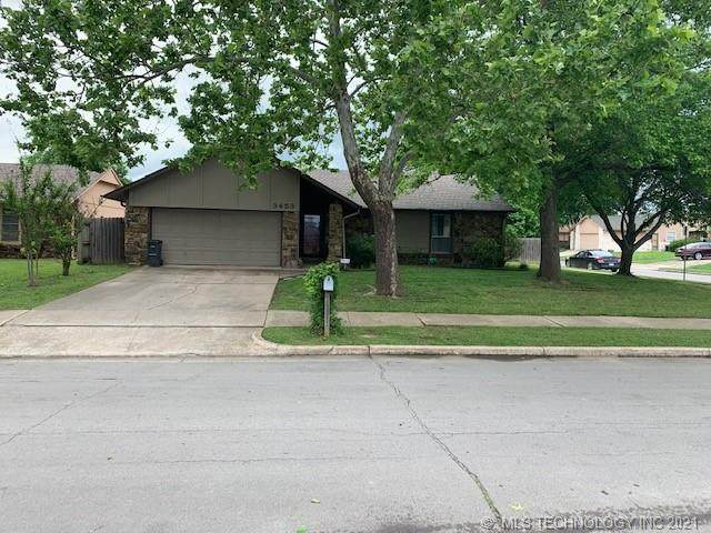 3453 S 132nd East Avenue, Tulsa, OK 74134 (MLS #2116500) :: Hopper Group at RE/MAX Results