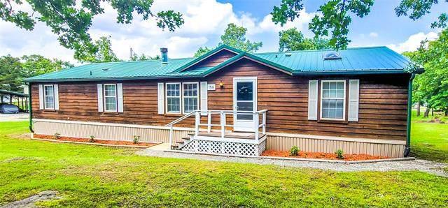 156 Homestead, Canadian, OK 74425 (MLS #2116511) :: 580 Realty