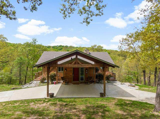495 Private Road 065 Road, Eucha, OK 74342 (MLS #2116528) :: Hopper Group at RE/MAX Results