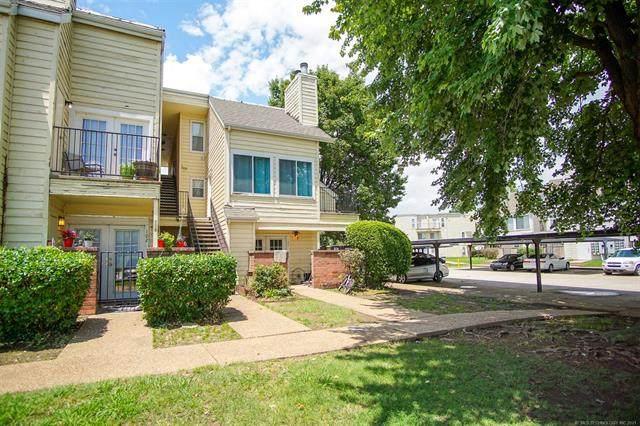 1804 E 66th Place E201, Tulsa, OK 74136 (MLS #2116542) :: 918HomeTeam - KW Realty Preferred