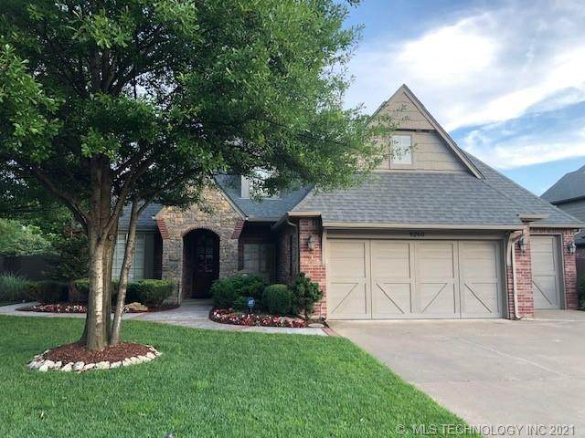 9260 E 119th Place S, Bixby, OK 74008 (MLS #2116551) :: Active Real Estate