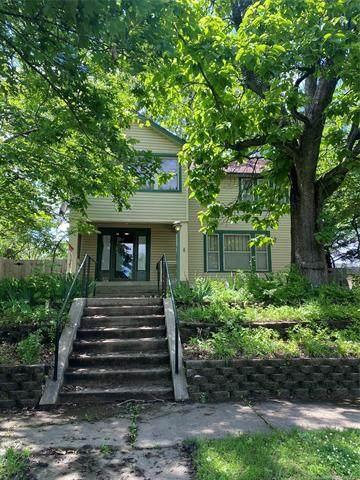 219 N K. Street, Muskogee, OK 74403 (MLS #2116561) :: Active Real Estate