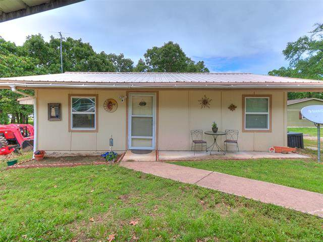 415607 E 1092 Road, Checotah, OK 74426 (MLS #2116578) :: Active Real Estate