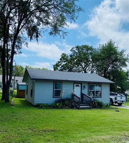 122 Quail Road, Mead, OK 73449 (MLS #2116591) :: Active Real Estate