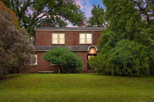1571 E 19th Street, Tulsa, OK 74120 (MLS #2116610) :: Active Real Estate