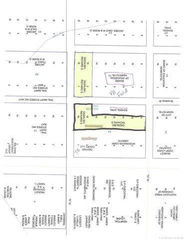 607 E Main Street, Henryetta, OK 74437 (MLS #2116622) :: 918HomeTeam - KW Realty Preferred