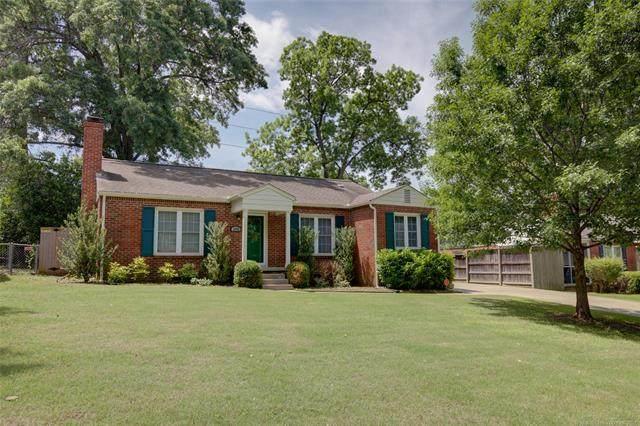 1942 E 35th Place, Tulsa, OK 74105 (MLS #2116692) :: 580 Realty