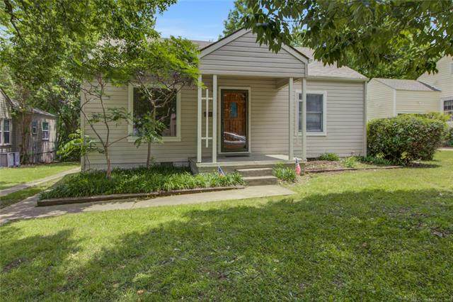 911 S Louisville Avenue, Tulsa, OK 74112 (MLS #2116723) :: Hopper Group at RE/MAX Results