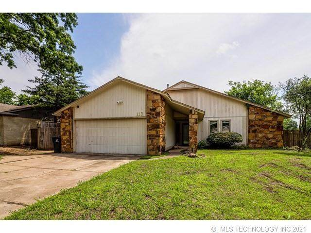 113 S Indianwood Avenue, Broken Arrow, OK 74012 (MLS #2116790) :: Hopper Group at RE/MAX Results