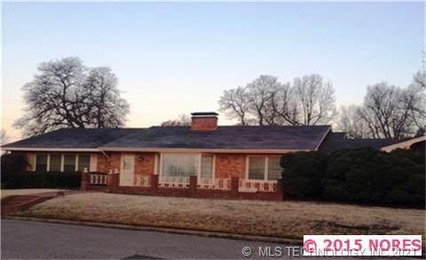 4200 High Oaks Street, Muskogee, OK 74401 (MLS #2116802) :: Hopper Group at RE/MAX Results