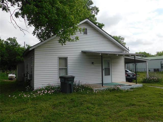 812 Us Hwy 70 Street S, Wilson, OK 73463 (MLS #2116830) :: 918HomeTeam - KW Realty Preferred
