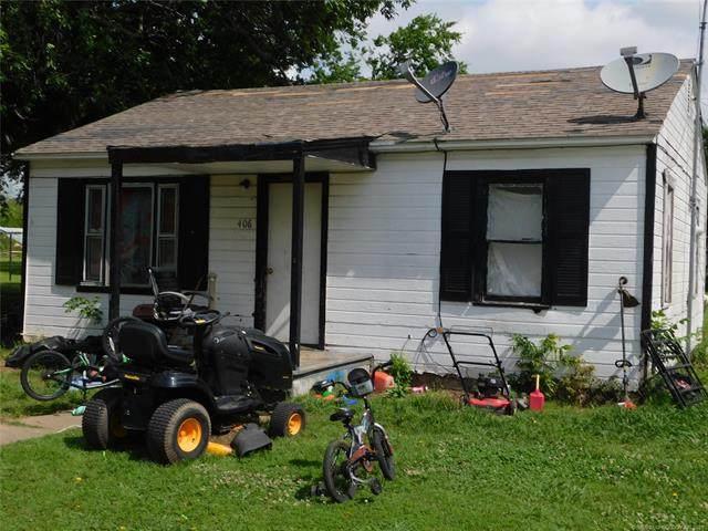 519 Ash Street #406, Wilson, OK 73463 (MLS #2116839) :: 580 Realty
