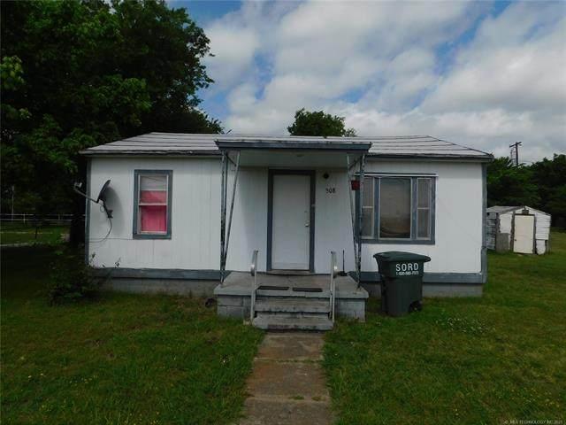508 Us Highway 70A Street, Wilson, OK 73463 (MLS #2116845) :: 580 Realty
