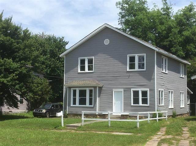 210 N G Street, Muskogee, OK 74403 (MLS #2116862) :: Active Real Estate