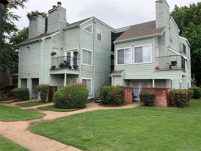 6663 S Victor Avenue #305, Tulsa, OK 74136 (MLS #2116897) :: Active Real Estate