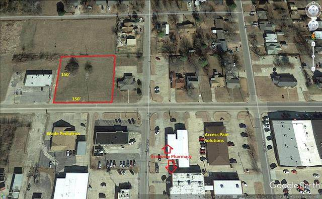 3510 W Broadway Street, Muskogee, OK 74401 (MLS #2116906) :: Hopper Group at RE/MAX Results