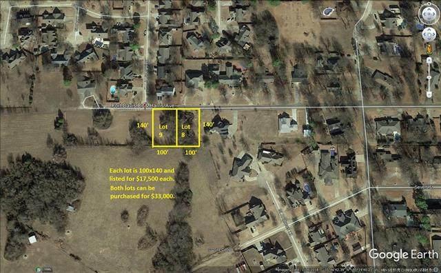 3407 Harris Avenue, Muskogee, OK 74403 (MLS #2116907) :: Owasso Homes and Lifestyle