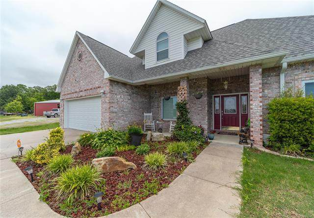 65 Walnut Way S, Mcalester, OK 74501 (MLS #2116913) :: Hopper Group at RE/MAX Results