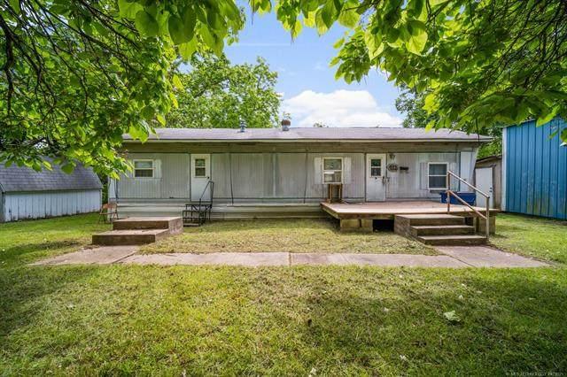 912 S Freeman Avenue, Hominy, OK 74035 (MLS #2116915) :: 580 Realty