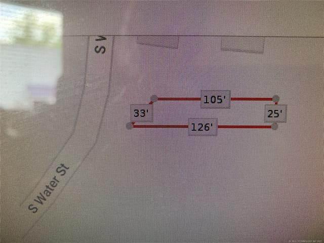 Water Street, Sapulpa, OK 74066 (MLS #2116917) :: 918HomeTeam - KW Realty Preferred