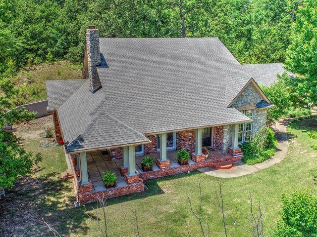 1713 Morningside Drive, Okmulgee, OK 74447 (MLS #2116944) :: House Properties