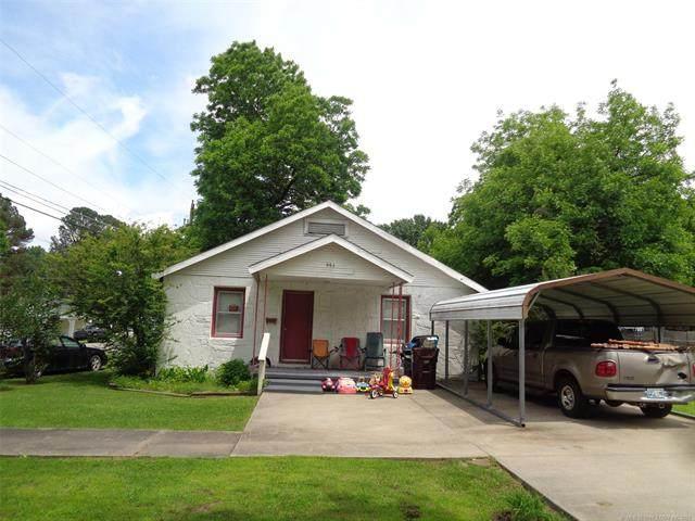 301 S 4th Street, Eufaula, OK 74432 (MLS #2116990) :: 580 Realty