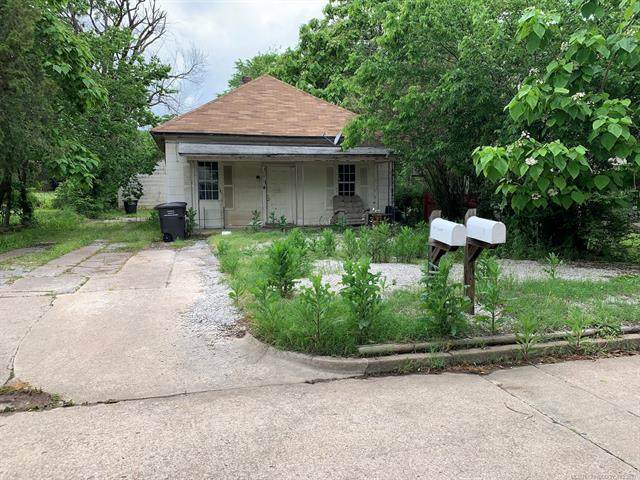 125 N Chickasaw Avenue, Bartlesville, OK 74003 (MLS #2117002) :: Hopper Group at RE/MAX Results