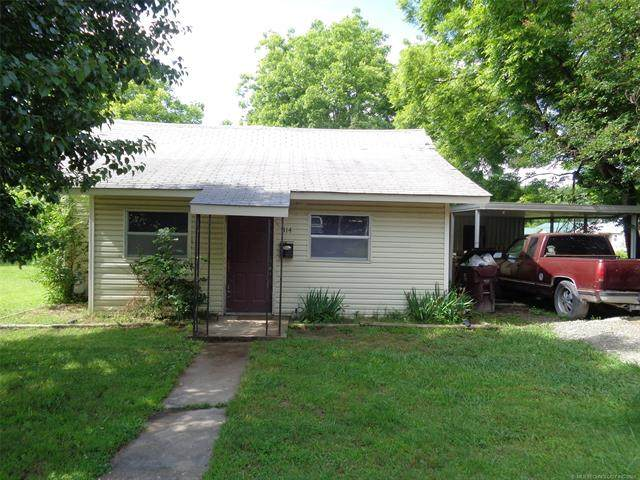 514 W Grand Avenue, Eufaula, OK 74432 (MLS #2117004) :: Hopper Group at RE/MAX Results