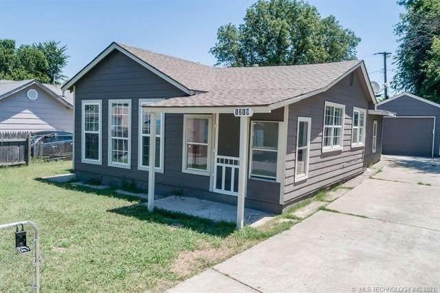 1219 N Trenton Avenue, Tulsa, OK 74106 (MLS #2117108) :: Active Real Estate