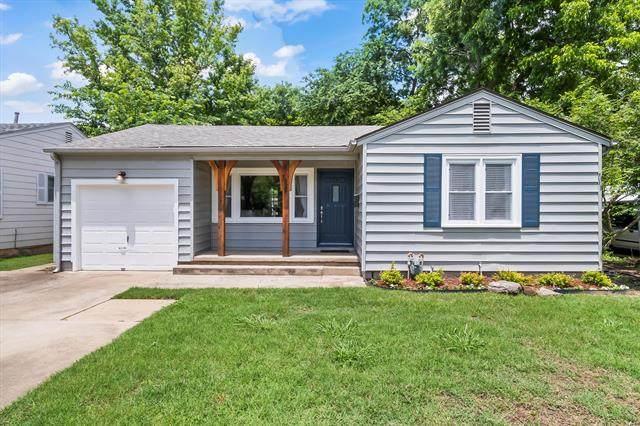 929 E 37th Street, Tulsa, OK 74105 (MLS #2117127) :: 580 Realty