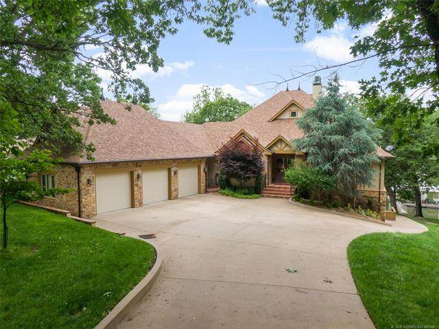 33401 Ridge Road, Afton, OK 74331 (MLS #2117144) :: Active Real Estate