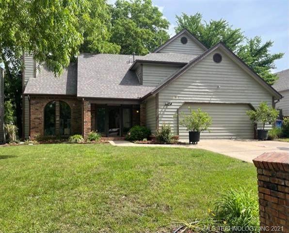4011 E 88th Street, Tulsa, OK 74137 (MLS #2117222) :: 918HomeTeam - KW Realty Preferred