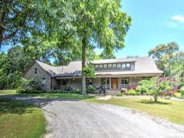 2525 Deer Run, Chouteau, OK 74337 (MLS #2117268) :: Active Real Estate