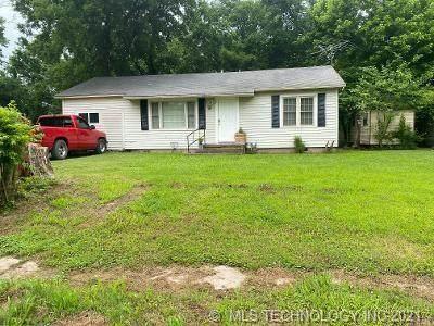 806 N State Street, Wagoner, OK 74467 (MLS #2117281) :: House Properties