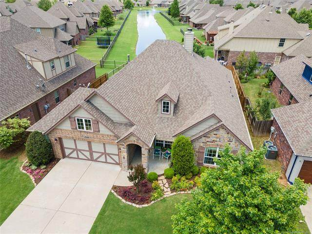 12568 S 71st East Avenue, Bixby, OK 74008 (MLS #2117301) :: Hopper Group at RE/MAX Results