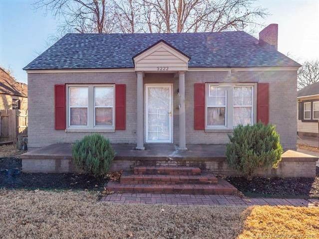 3222 E 3rd Street, Tulsa, OK 74104 (MLS #2117309) :: 918HomeTeam - KW Realty Preferred