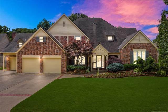 4920 E 103rd Street, Tulsa, OK 74137 (MLS #2117311) :: 918HomeTeam - KW Realty Preferred