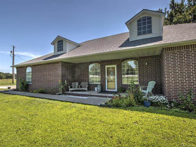 3799 S Mission Lane, Okmulgee, OK 74447 (MLS #2117324) :: House Properties